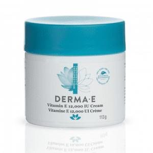 كريم فيتامين اي للبشرة الجافة جدا Derma e Vitamin E Severely Dry Skin Cream