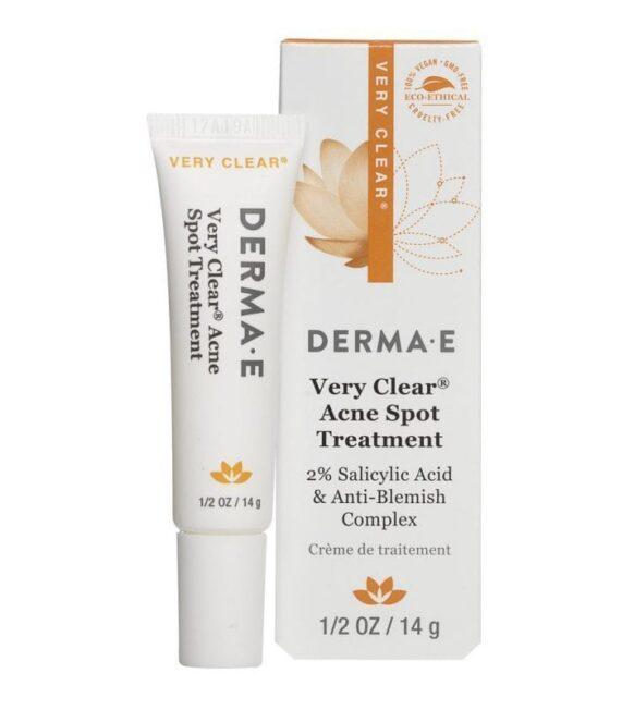 علاج للنمش والحبوبDerma E Very Clear® Acne Spot Treatment