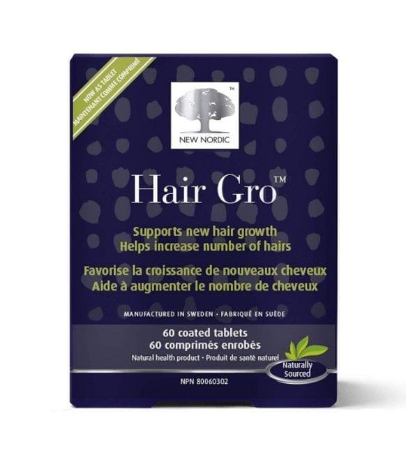 نمو الشعر New Nordic Hair Gro 60 Tab