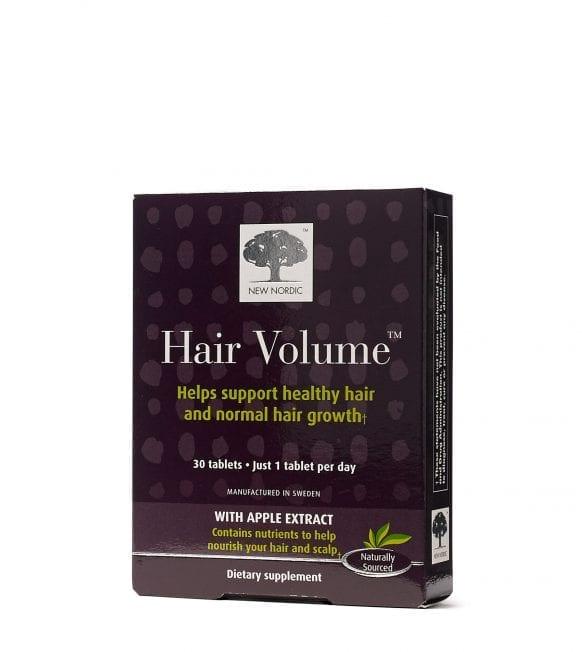 كثافة الشعرNew Nordic Hair Volume 30 Tab
