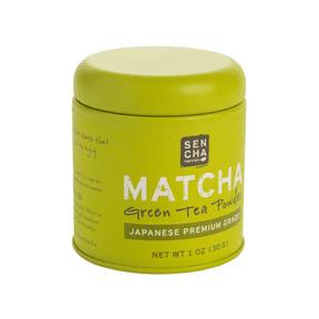 مسحوق ماتشا الياباني العضوي