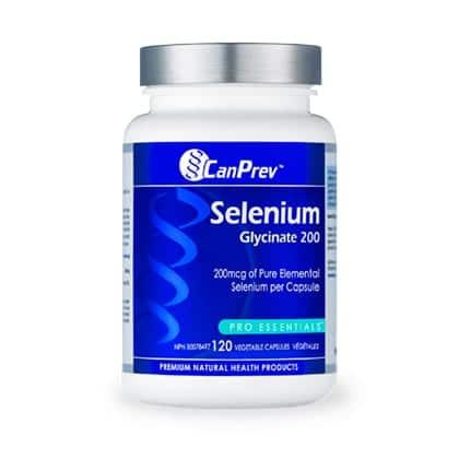 السيلينيوم جليسينات CanPrev Selenium Glycinate 200mg