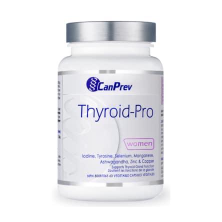 تركيبة الغدة الدرقية للنساء CanPrev Thyroid-Pro Formula for Women