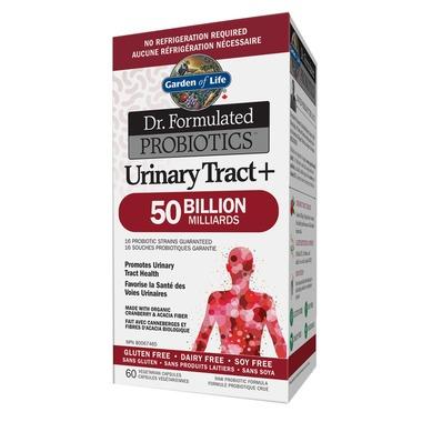بروبيوتك للمجاري البولية Garden of Life Dr. Formulated Probiotics Urinary Tract+