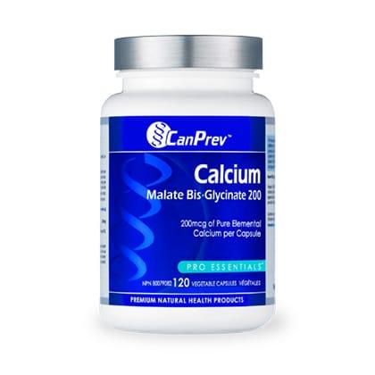 كالسيوم ماليت CanPrev Calcium Malate Bis-Glycinate 200